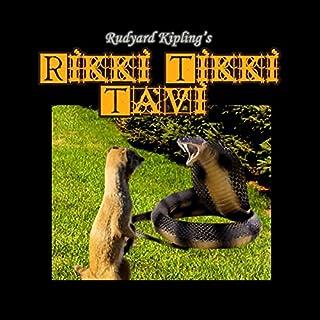 Rikki-Tikki-Tavi audiobook cover art