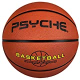 Wisdom Leaves Rubber Basketball(27.5') Size 5 for Kids/Youth...
