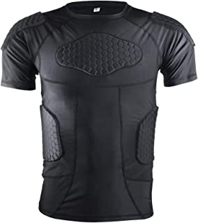 rugby compression shirt