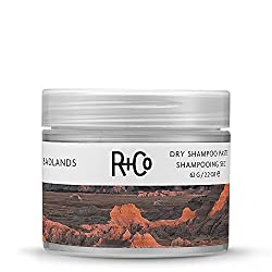commercial R + Co Badlands Dry Shampoo Paste, 2.0 oz mens dry shampoo