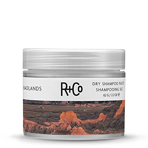 R+Co Badlands Dry Shampoo Paste, 2.0 Oz