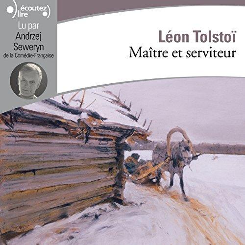 Maître et serviteur audiobook cover art