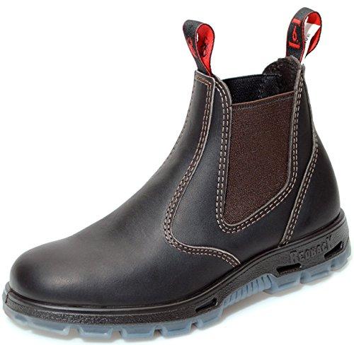 RedbacK UBOK Chelsea Boots Claret Brown aus Australien UK 2.0 / EU 34.5