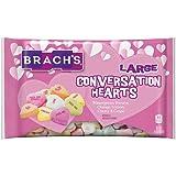 Brach's Large Conversation Hearts, 14 oz Bag