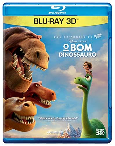 O Bom Dinossauro [Blu-ray] 3D