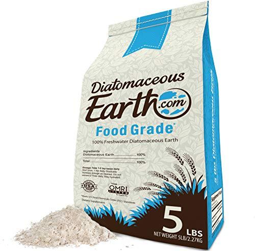 Diatomaceous Earth 5 Lbs Food Grade DE