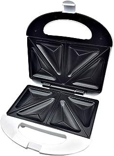 aasdf Machine à Sandwich à Remplissage Profond Panini Assiettes grillées Triangle Sandwich Maker Sorbetière
