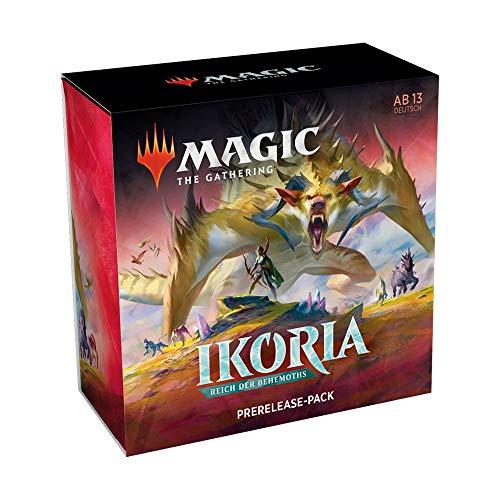 Magic The Gathering - Ikoria: Reich des Behemoth - PreRelease Pack | DEUTSCH