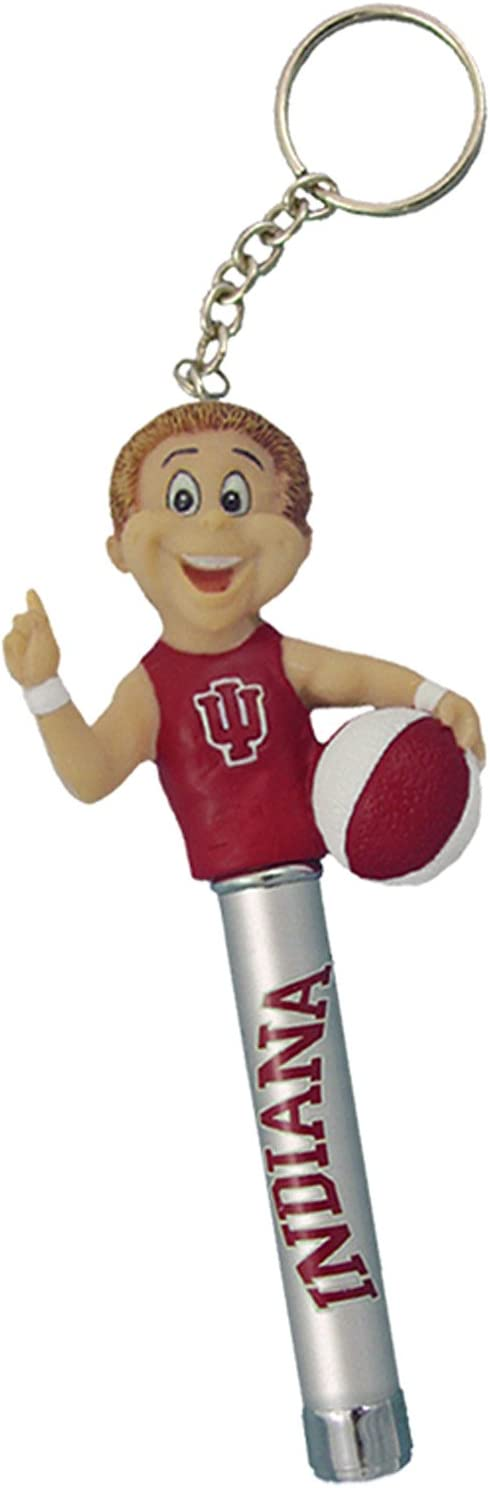 Soldering NCAA Finally popular brand Indiana Hoosiers Pocket Mascot Light