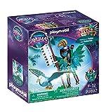 PLAYMOBIL Adventures of Ayuma 70802 Knight Fairy con animal del alma y accesorios, A partir de 7 años