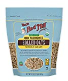 Bob's Red Mill Organic Old Fashioned Rolled Oats 32 OZ ( Pack - 3 )