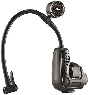 Black+Decker Multievo Multifunktionswerkzeug Kompressor Kopf (mit eingebauter Druckanzeige, Zubehörhalter direkt am Gerät, zum Aufpumpen von Reifen und Bällen, zur Drucküberprüfung) MTNF9