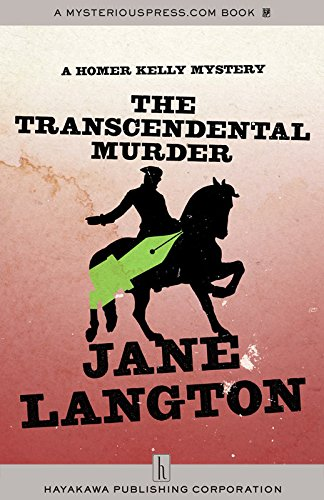The Transcendental Murder (English Edition)