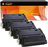 Cartridges Kingdom Pack de 3 Cartuchos de tóner láser compatibles con HP Q1339A 39A para HP Laserjet 4300, 4300dtn, 4300dtns, 4300dtnsl, 4300n, 4300tn