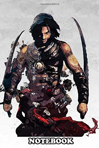 Notebook: Prince Of Persia , Journal for Writing, College Ruled Size 6' x 9', 110 Pages