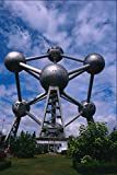 665099 The Atomium Brussels Belgium A4 Photo Poster Print