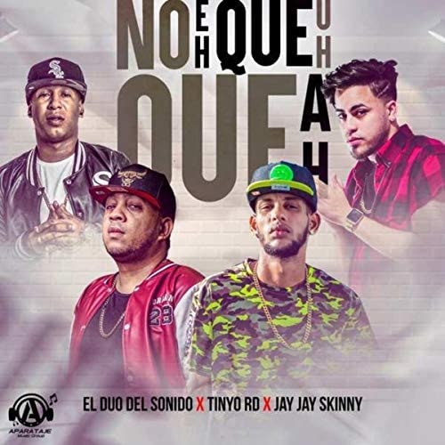 Tinyo RD, El Duo Del Sonido & Jay Jay Skinny