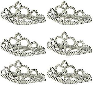 Princess Tiaras | Party Favor | 6 Ct.