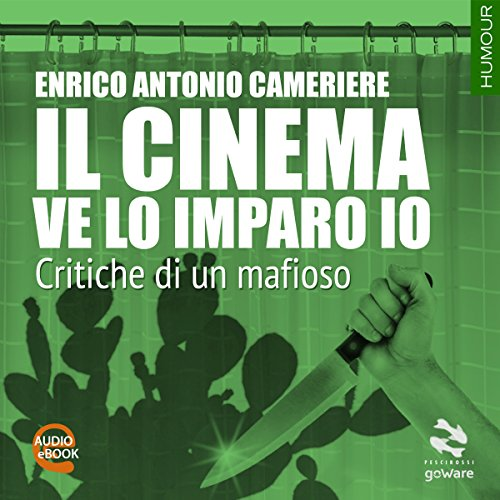 Il cinema ve lo imparo io audiobook cover art
