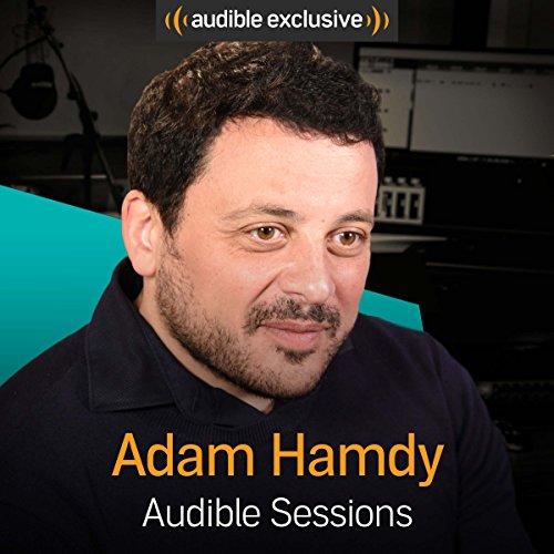 Adam Hamdy audiobook cover art