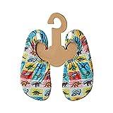 Slipstop Zapatillas de playa para niños, antideslizantes,...