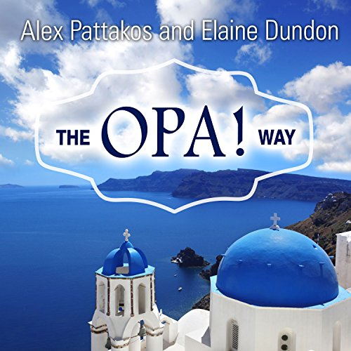 The OPA! Way audiobook cover art