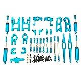 Tongina 1/12 RC Car Metal Upgrade Parts for WLtoys 12428, 12423, Feiyue FY-01 02 03 - 12 Kinds