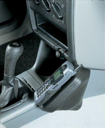 KUDA 096131 Halterung Echtleder Mistral (33157) für VW Polo III (6N) / Seat Ibiza (6K) / Cordoba (6K/6C) / Arosa (MU)