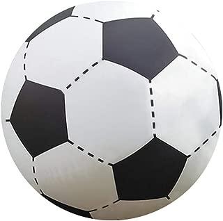 WYJHNL Pelota De Playa Inflable Gigante De Pelota De Fútbol, 2-6.5 ...