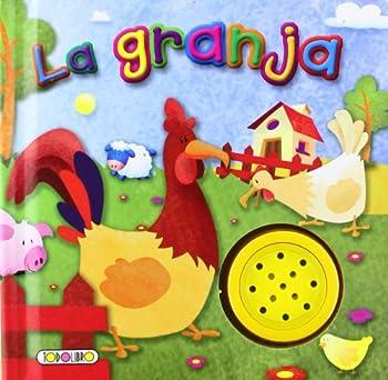 Paperback La granja (Aprendo sonidos) (Spanish Edition) [Spanish] Book