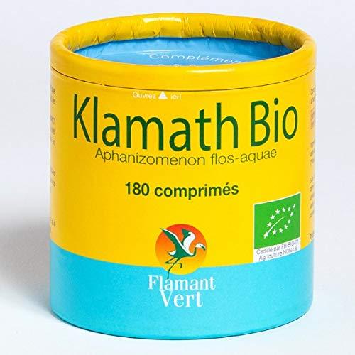 Klamath Bio 180 comprimés 500mg