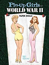 Pin-up Girls of WWII Paper Dolls