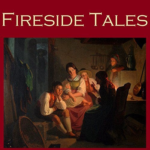 Fireside Tales audiobook cover art