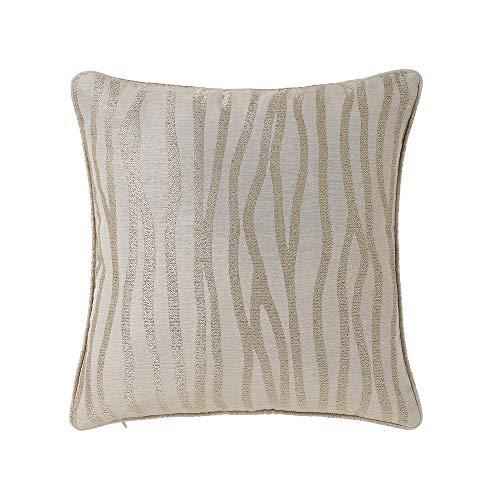 LOLAhome - Cuscino con stampa a forma di animale, in tessuto jacquard, 45 x 45 cm
