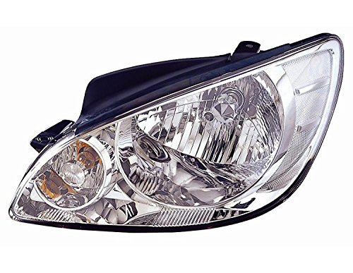 Aftermarket HY48300S - koplamp links
