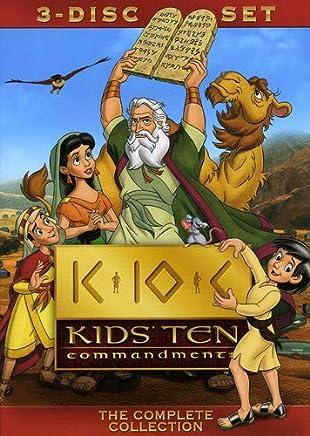 Kids' Ten Commandments: The Complete Collection