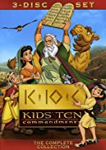 Kids' Ten Commandments: The Complete Collection