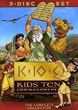 kids ten commandments the complete collection