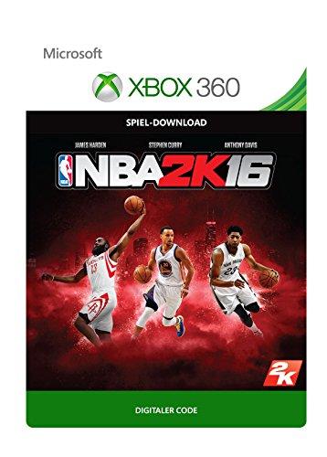 NBA 2K16 [Xbox 360 - Download Code]