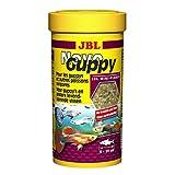 JBL Novo Guppy - Comida para acuariofilia, 250ml-Juego de 3 Unidades