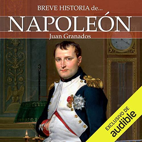 Breve historia de Napoleón audiobook cover art