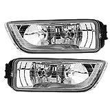 Car Fog Light Assembly for Honda Accord 4DR Sedan 03-07