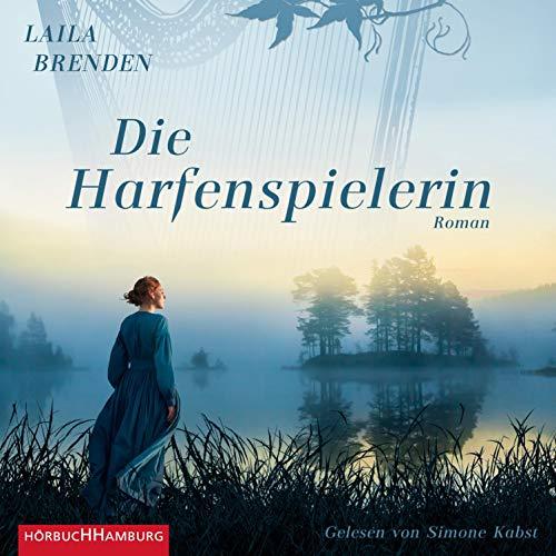 Die Harfenspielerin Titelbild