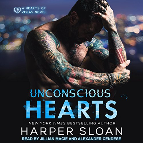 Unconscious Hearts audiobook cover art