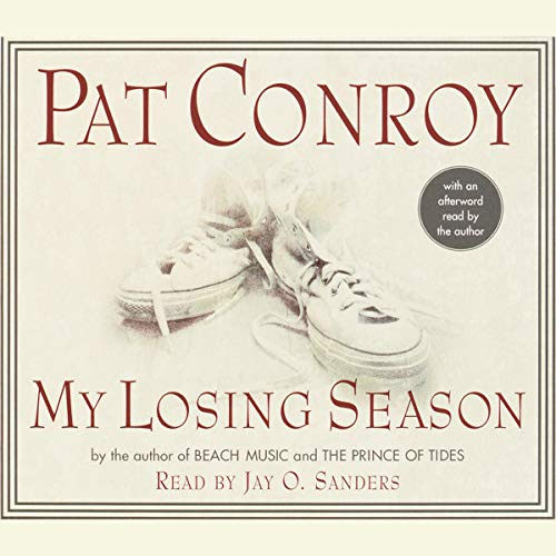 My Losing Season audiobook cover art