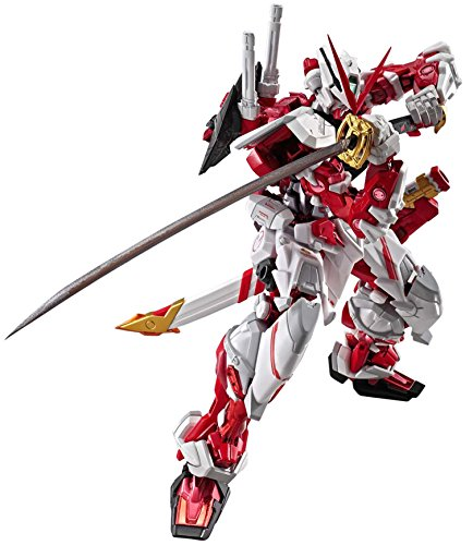 Gundam Seed Astray Red Frame Metal Build Action Figure by