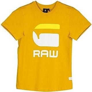 G-STAR RAW tee Shirt-3junior-Garcon Camiseta para Niños