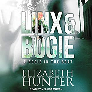 A Bogie in the Boat: A Linx & Bogie Story cover art