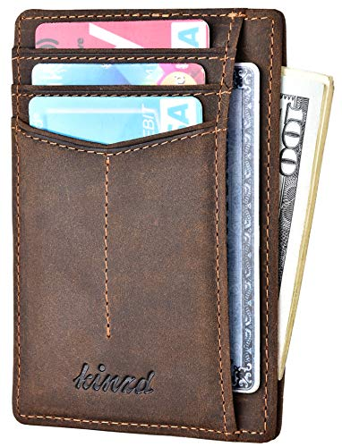 Kinzd Slim Wallet