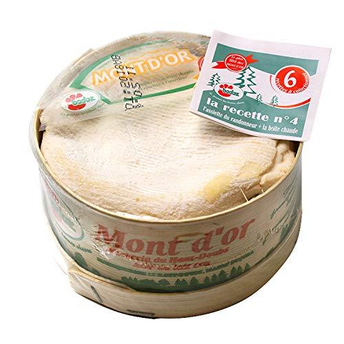 フランス産 ウォッシュチーズモンドールAOP(蔵)350〜400g 毎週水・金曜日発送